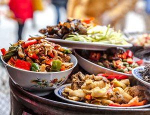 comida china unica