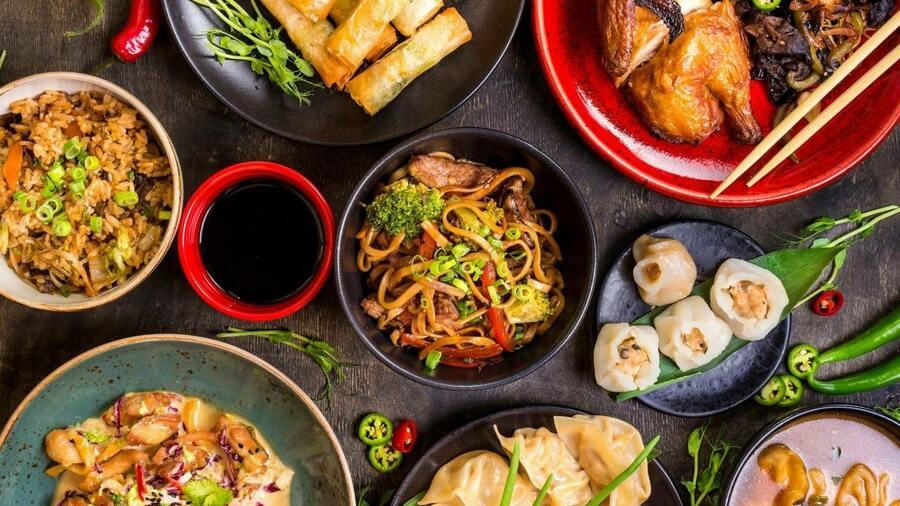 comida china menu