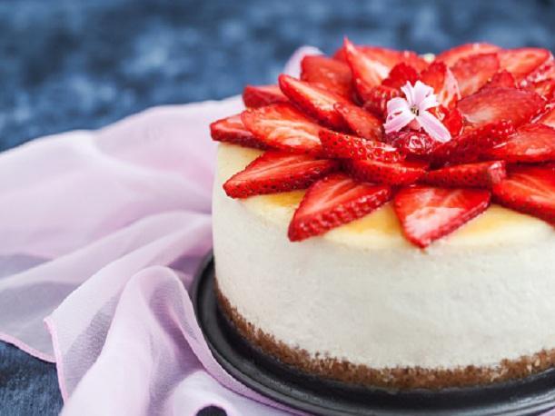 un delicioso cheesecake 2